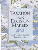 Download Taxation for decision makers