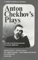Download Anton Chekhov's plays