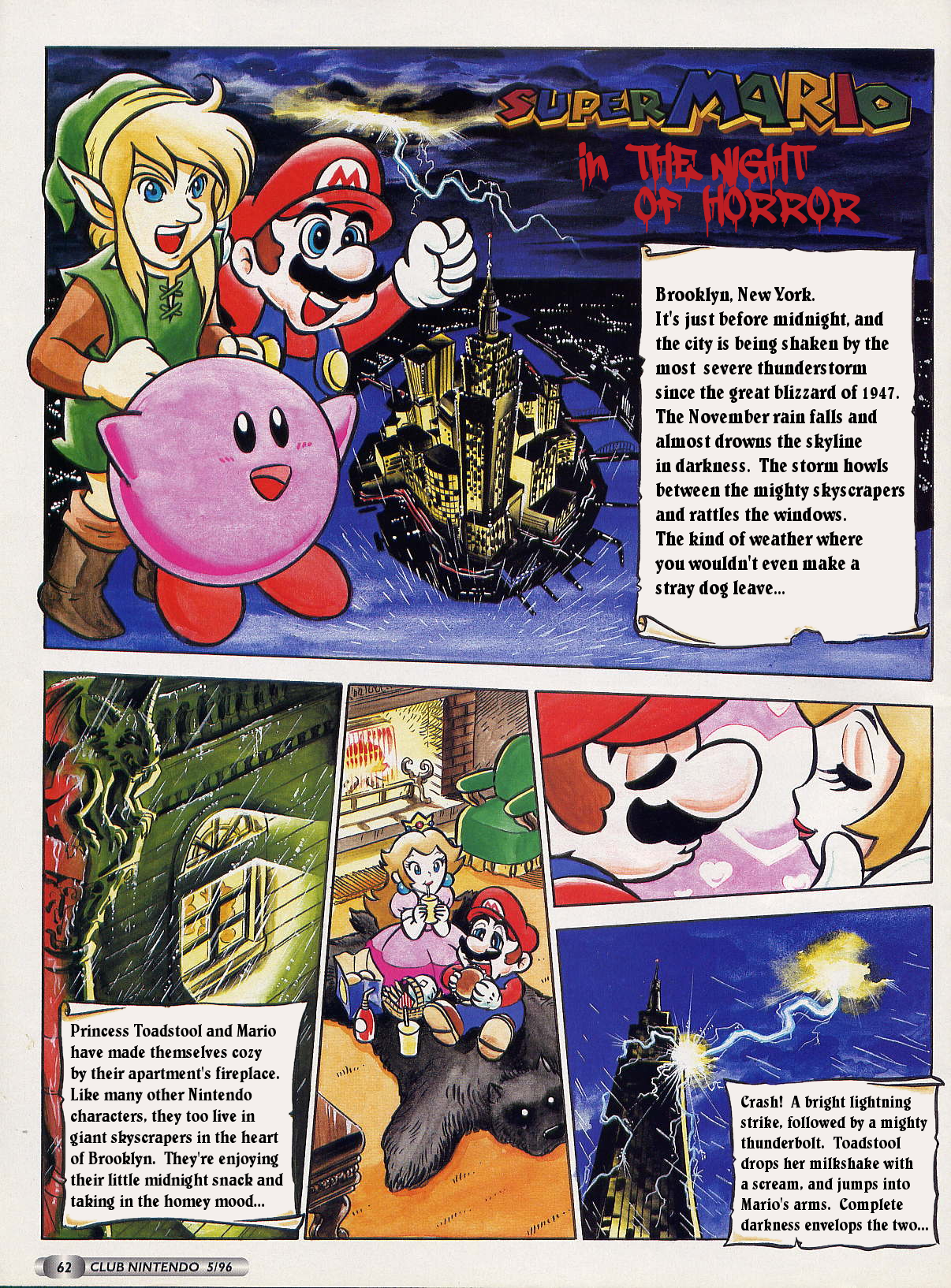 club nintendo germany comic collection  free download