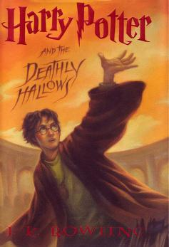 Harry potter and the deathly hallows part 2 by