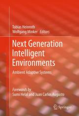 Cover of: Next Generation Intelligent Environments