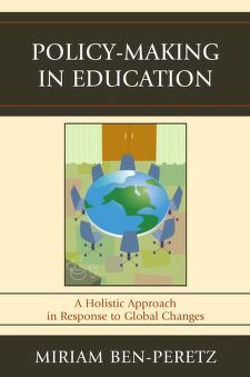 Policy-making in education by Miriam Ben-Peretz