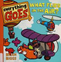 Cover of: What flies in the air? | Brian Biggs