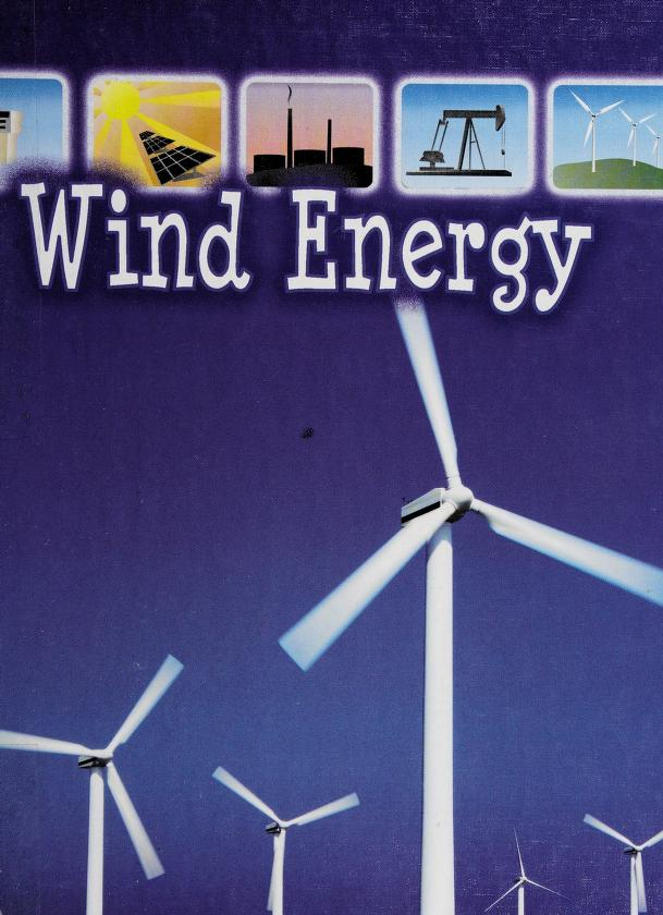 Wind energy by David Armentrout