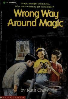 Cover of: Wrong way around magic   Ruth Chew