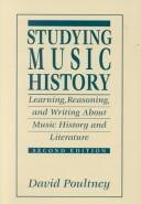 Studying Music History