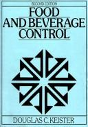 Food and Beverage Control